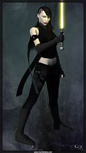 Asajj Ventress | GCW Era Concept by Crimsonight on DeviantArt