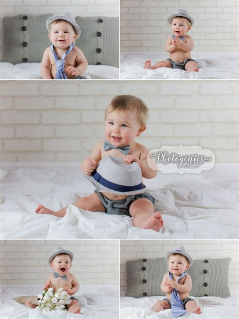 callies sitting  session  month baby picture ideas