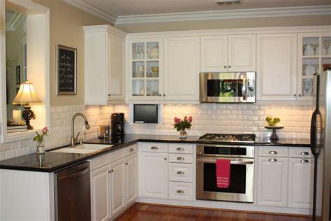 white or black kitchen cabinets white kitchen cabinets with black countertops ecceidea 1854