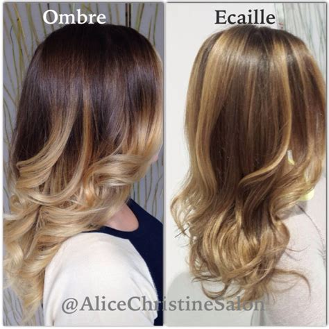 ecaille hair color ecaille hairstyles tips ideas hair ecaille hair