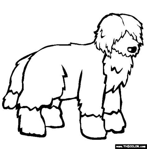 dogs  coloring pages page