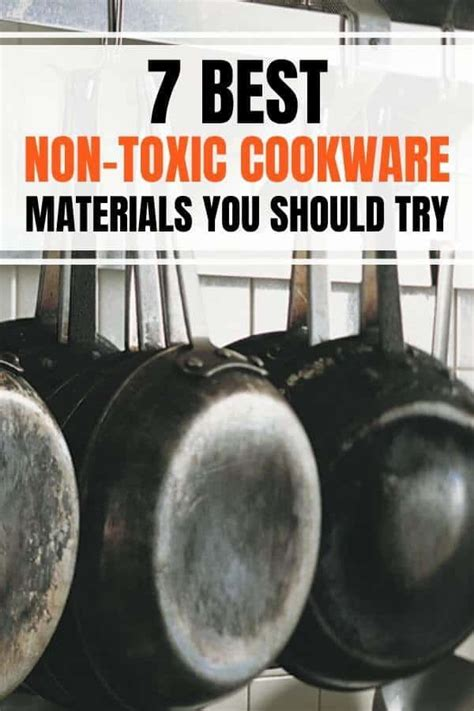 cookware non toxic materials brands spicesandgreens healthy