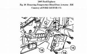 Service Manual  How To Remove Ignition Actuator 2005 Ford