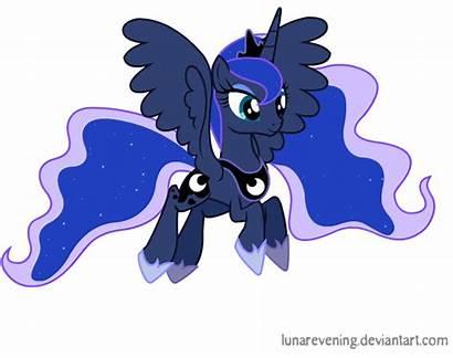 Luna Flying Pony Princess Mane Moon Gifs