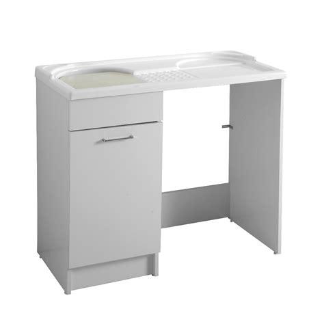 lavatoio porta lavatrice mobile con lavatoio e porta lavatrice 106x60x89 duo