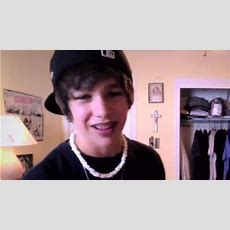 """""""with You"""" Chris Brown Cover  14 Yr Old Austin Mahone With Lyrics Youtube"""