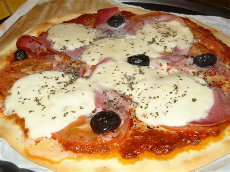 pate a pizza epaisse italienne pizza italienne recette pate