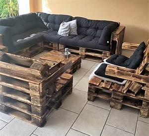 Paletten Lounge Anleitung : paletten lounge tipps diy anleitung selber bauen oder kaufen ~ Whattoseeinmadrid.com Haus und Dekorationen