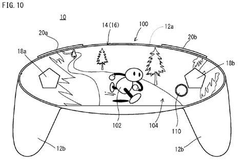 everyones  excited   wacky nintendo patent