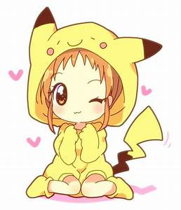 #Pokémon #Pikachu #Chibi | Anime for Angelina | Pinterest