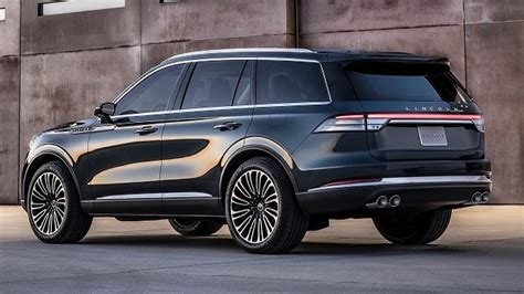 Ford Aviator 2020 by 2020 Lincoln Aviator Interior Price Engine 2019 2020