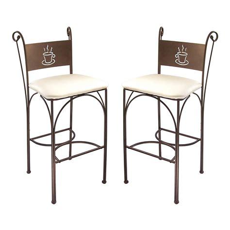 chaises bistro chaise bistrot hauteur