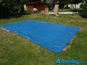 les pre requis pour installer une piscine hors sol With preparation piscine hors sol