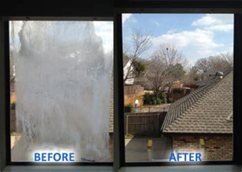 foggy window repair insulated glass replacment call