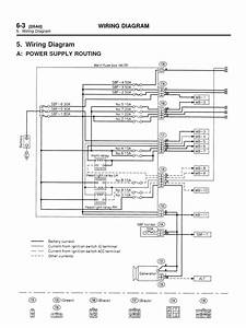 99 Impreza Wiring Diagram