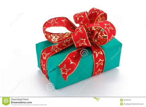 christmas gift pack stock images image 22129194