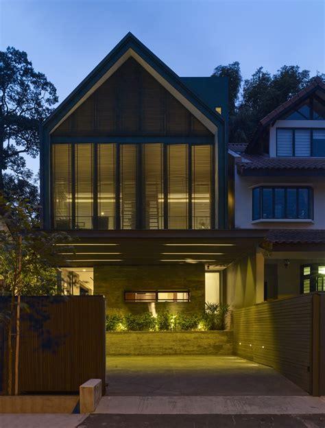 gable roof modern house modern house gable roof modern house