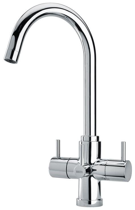 kitchen tap water taps filter brita mixer effect chrome sink kitchens garden