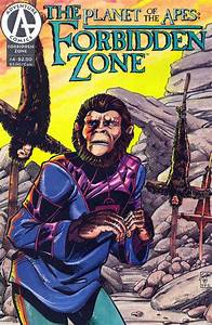 Planet of the Apes: The Forbidden Zone #4 - War Zone (Issue)