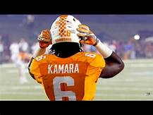 Alvin Kamara was drafted out of Tennessee