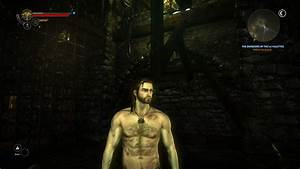 Brown Hair Human Eye Geralt At The Witcher 2 Nexus