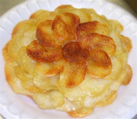 creamy herbed potatoes anna  heritage cook