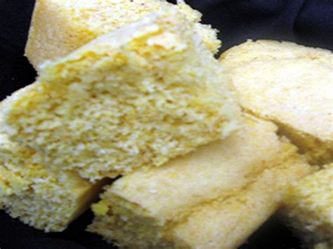 Maybe it's because my dad's from the south, maybe it's because i couldn't eat corn for a year after baby bee was born, i don't know. Corn Grits Cornbread Recipe - Food.com
