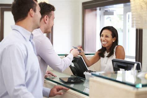 front desk receptionist duties alternative titles for receptionists career trend