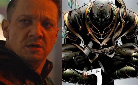 Avengers Endgame Trailer Reveals Hawkeye Dark Turn