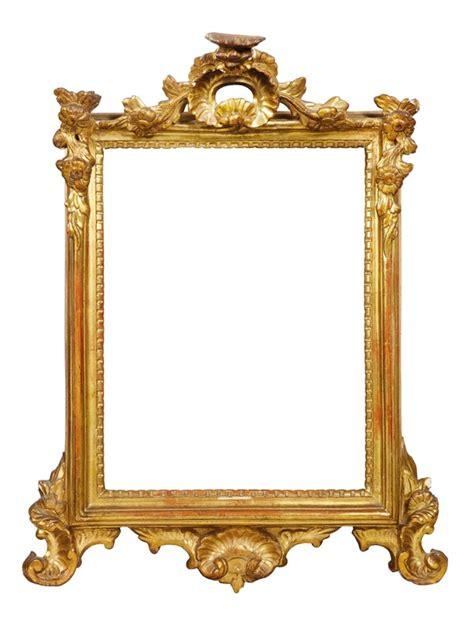 Cornici Napoli Cornice Napoli Secolo Xviii Asta L Arte Di Ornare I