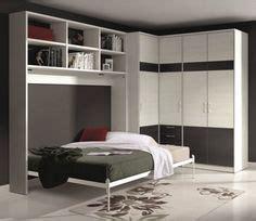armoire lit escamotable atlas avec bureau et rangements