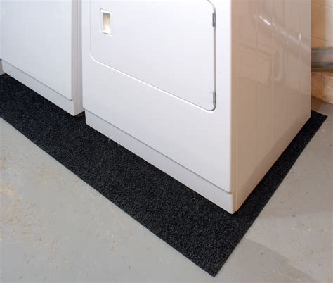 floor mats washing machine sound proofing for machinery noise abator from martinson nicholls inc floormat com