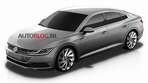 Passat Cc 2018 : 2018 volkswagen cc photos leaked follow same design as golf facelift autoevolution ~ Medecine-chirurgie-esthetiques.com Avis de Voitures