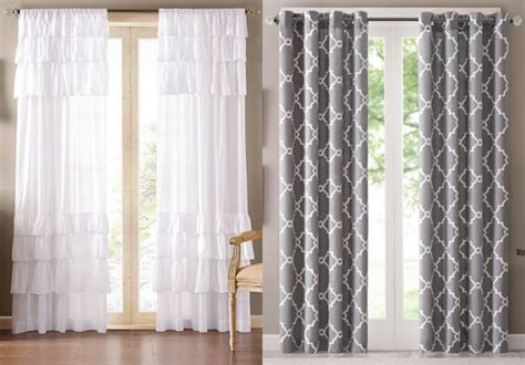 30% Off Curtains & Drapes At Target Paint Ideas For Living Room With Black Furniture Small Kitchen Floor Plans Modern Apartment Decor Pictures Of Grey And White Rooms Decorating Decoration Bedroom Wall Units Design
