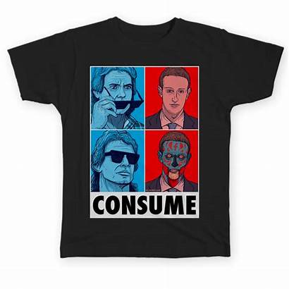 Zuckerberg Consume Glasses Put Roddy Piper