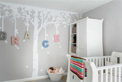 chambre bebe fille originale decoration murale chambre bebe fille wordmark