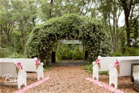 outdoor florida wedding locations garden wedding venues