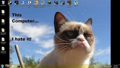 Grumpy Cat Tard Wallpapers Computer Backgrounds Desktop