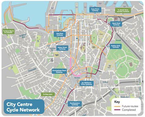 Auckland Bike Maps - Bike Auckland