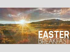 Easter Breakfast Donations Kinsmen Lutheran Church