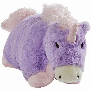 Pillow Pet Magical Unicorn 18 Inch Large Plush Stuffed