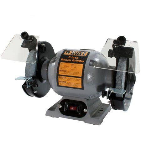 Black Bull 6 Inch Electric Bench Grinder Coarse Medium