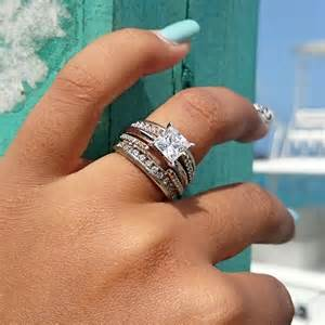 wedding ring guard cool wedding ring 2016 wedding ring enhancers princess cut