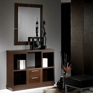 Meuble D Entrée Pas Cher : meuble d entree moderne degas zd1 ~ Teatrodelosmanantiales.com Idées de Décoration