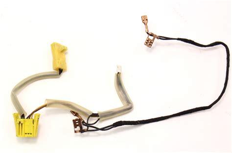 Airbag Clockspring Wiring Harness Plug Jetta Golf Gti
