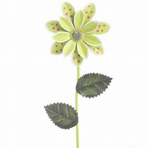 Lime A Metal : lime metal magnetic artificial daisy pick picks and ~ Edinachiropracticcenter.com Idées de Décoration