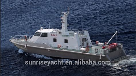 Surplus Patrol Boats by 30m Fiberglass Patrol Boat Boat For Sale Work