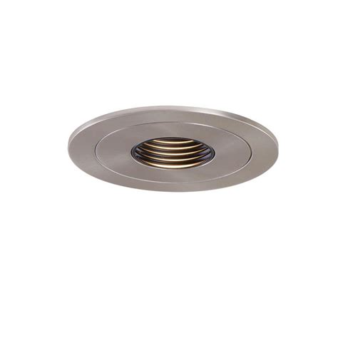 halo 4 in satin nickel recessed lighting low voltage