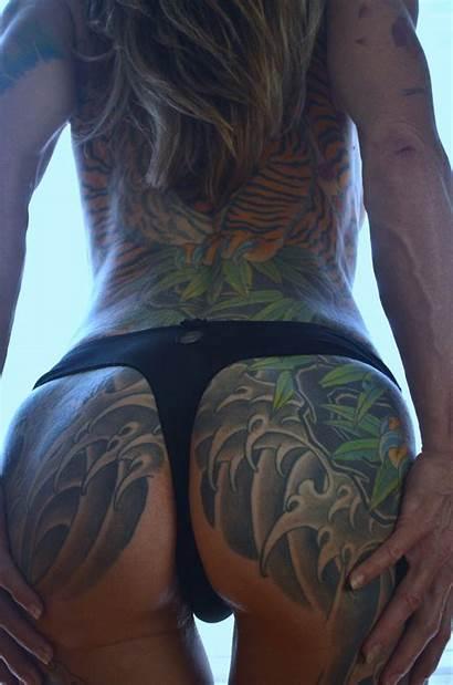 Tattoo Buttock Tattoos Iphone Wallpapers Tattooed Inked