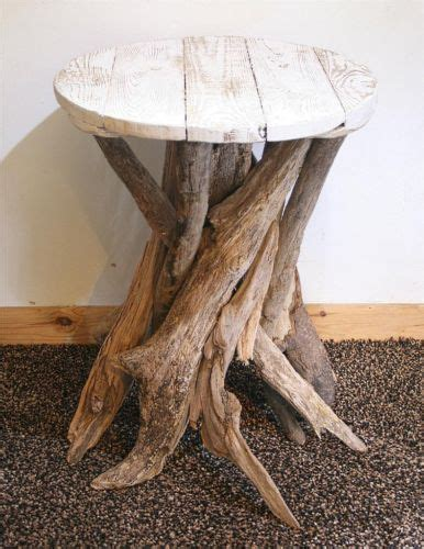 driftwood coffee table drift wood side table  table